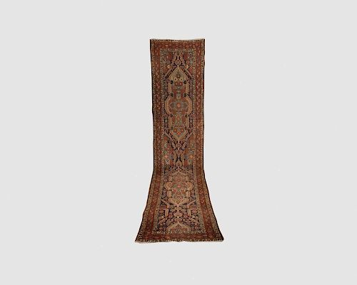 Malayer Runner, Persia, dated 1321