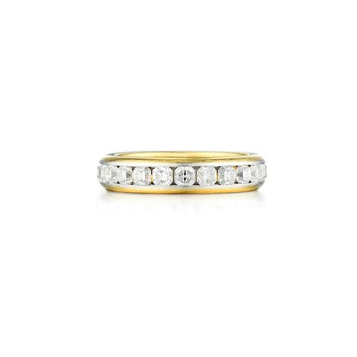 fb7569d77 Tiffany & Co. Lucida Diamond Eternity Band. Lot 208. Prev Lot · Next Lot ·  item Image