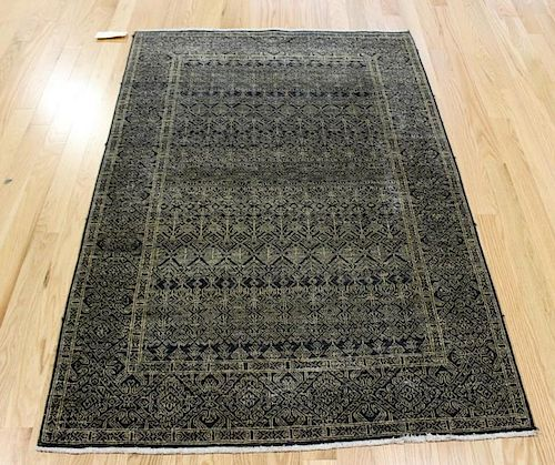 Vintage and Finely Woven  Area Carpet .