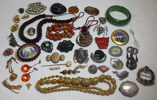 JEWELRY. Antique/Vintage Jewelry Collection.