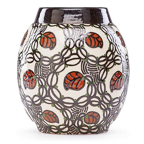 STYLE OF MAX LAEUGER Vase