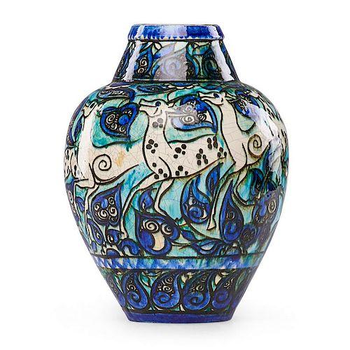 RAOUL LACHENAL Large vase