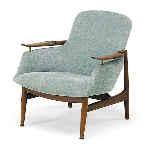 FINN JUHL (Attr.) Lounge chair