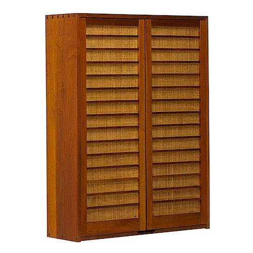GEORGE NAKASHIMA Special wall-hanging cabinet