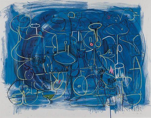George Condo (American, b. 1957)  Untitled