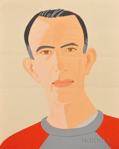 Alex Katz (American, b. 1927)  Sweatshirt 2