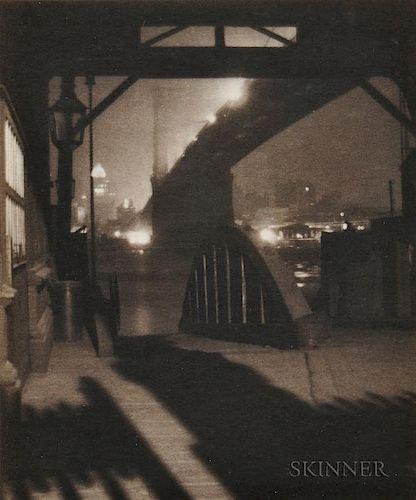 Karl Struss (American, 1886-1981)  Ten Photographs from Karl Struss: A Portfolio 1909/29