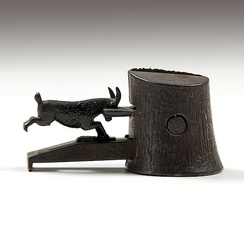 Judd Butting Goat Mechanical Bank By Cowan39s Auctions