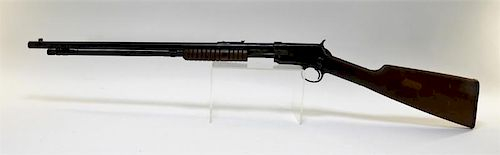 C.1935 Winchester Model 06 Slide Action Rifle