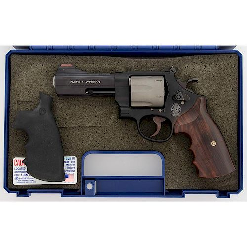 Smith and Wesson Model 329 PD Airlite Revolver in Box by Cowan's