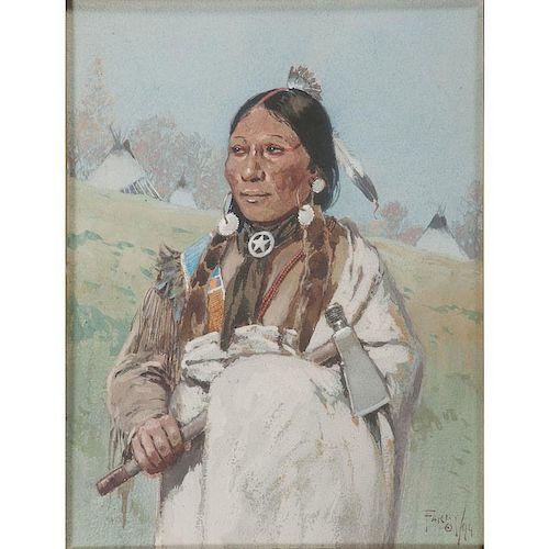 Henry Farny (American, 1847-1916)