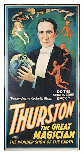 Do the Spirits Come Back? Thurston.