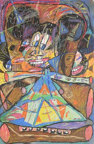 Michael Changnon Pastel, Original Work
