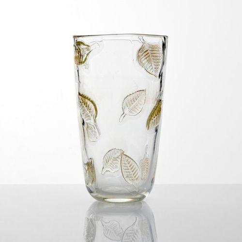 Ercole Barovier ATUNNALE Vase
