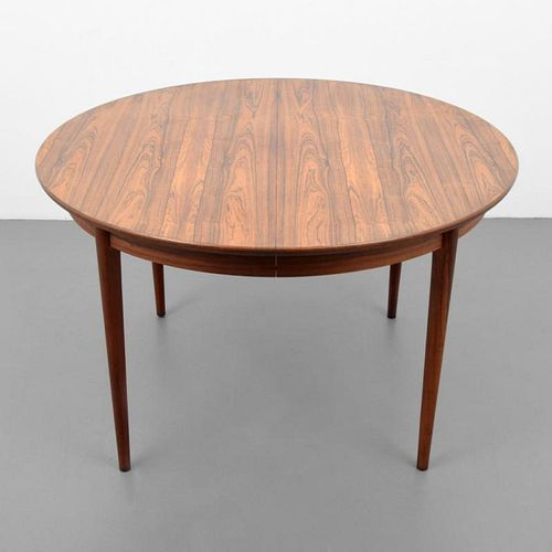 Gustav Bahus Rosewood Dining Table