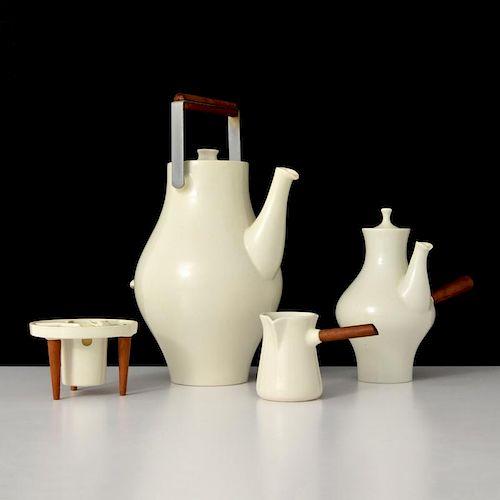 4 Piece Michael Lax Tea/Coffee Set