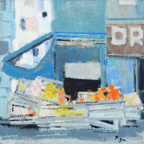 Bernard Piga Painting, Original Work