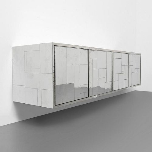 Paul Evans CITYSCAPE Wall Cabinet