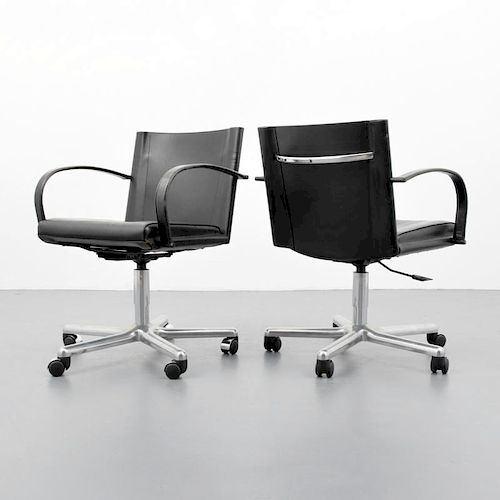 Pair of Matteograssi Office Chairs