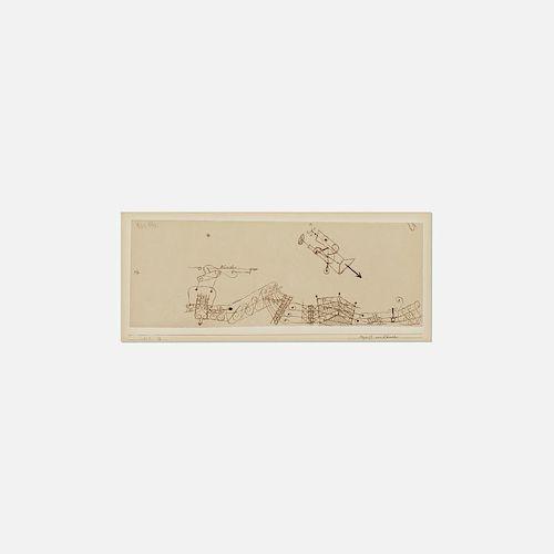 Paul Klee, Angriff und Abwehr