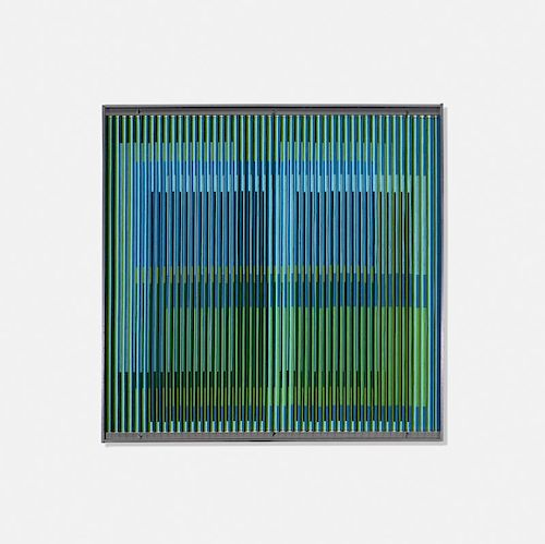 Carlos Cruz-Diez, Physichromie 311