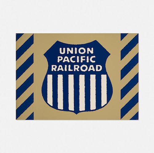 Robert Cottingham, Union Pacific Railroad