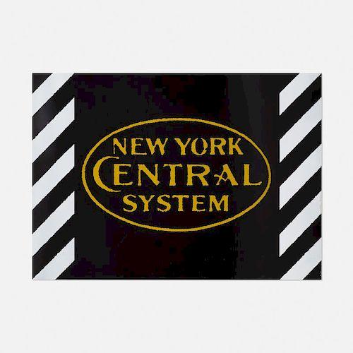 Robert Cottingham, New York Central System