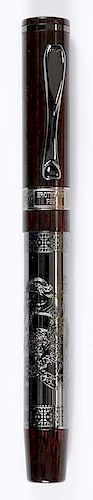"Visconti ""Shunga"" Fountain Pen"