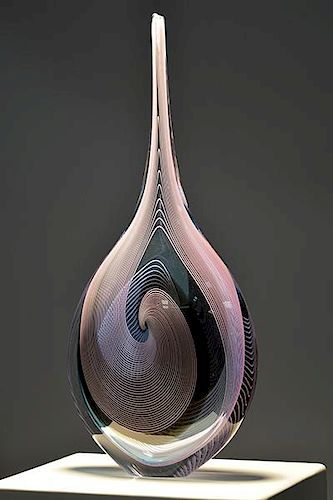 Lino Tagliapietra Murano Vase