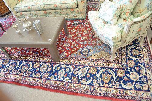 "Oriental carpet. 10' x 13'2"""