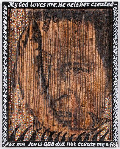 Kwame Akoto/Almighty God (Ghanaian, b. 1950)