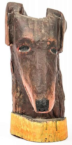 Fred Gerber (20th c.) Dog
