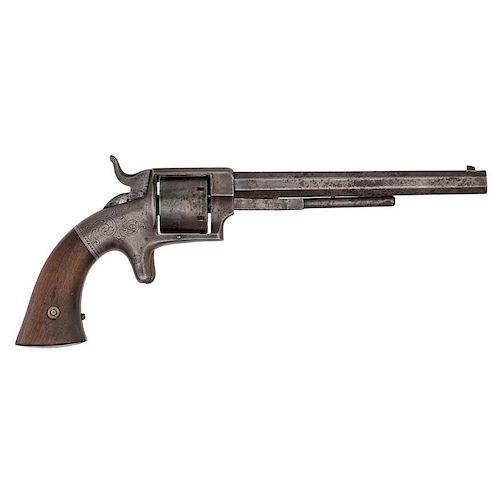 Rare Bacon 1st Model Navy Revolver