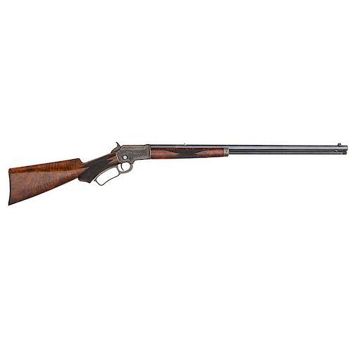 Factory Engraved Marlin Model 1891 Third Variation Rifle