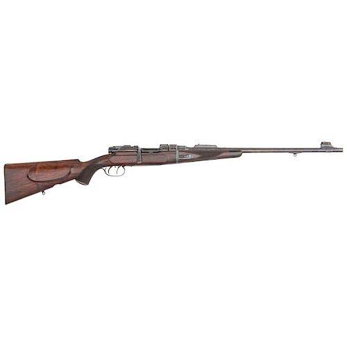** Wesley Richards Rifle With Detachable Barrel