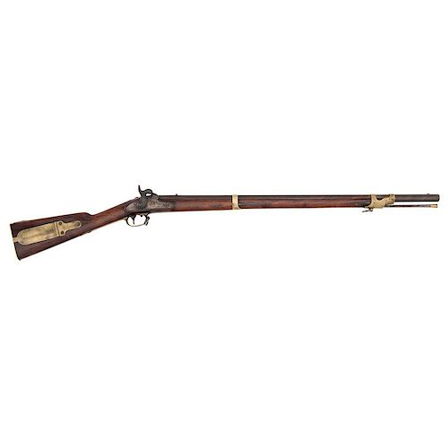 """Rare Tennessee Made """"Mississippi"""" Rifle Attributed to Overton"""