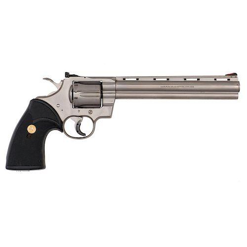 Colt Python .357 Revolver in Box