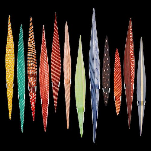 LINO TAGLIAPIETRA Masai (Twelve Elements)