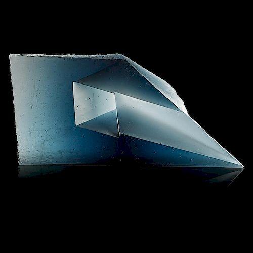 LIBENSKY & BRYCHTOVA Glass sculpture