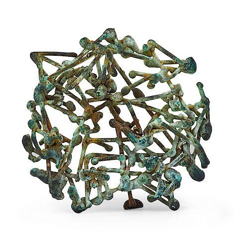 HARRY BERTOIA Small untitled sculpture