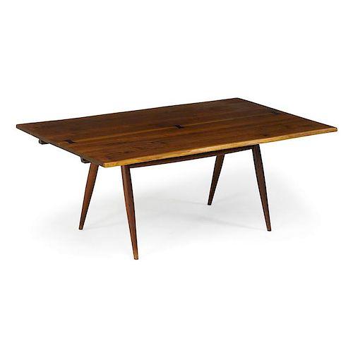 GEORGE NAKASHIMA Turned-Leg dining table