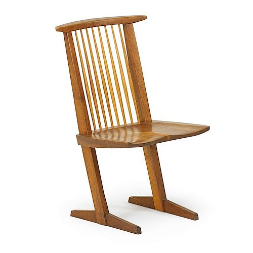 GEORGE NAKASHIMA Conoid dining chair