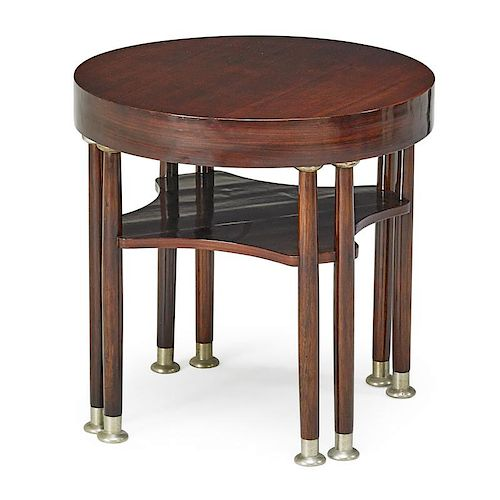 ADOLF LOOS Occasional table