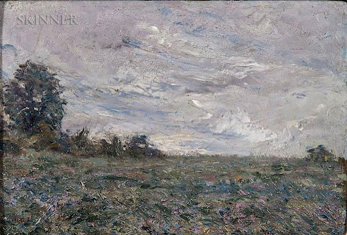 Henri Dreyfus-Lemaitre (French, 1859-1946)  Summer Meadow