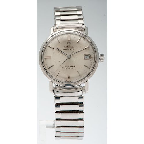 Omega Seamaster DeVille Automatic Wrist Watch