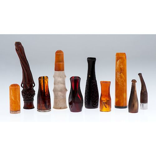Assorted Cigar Holders