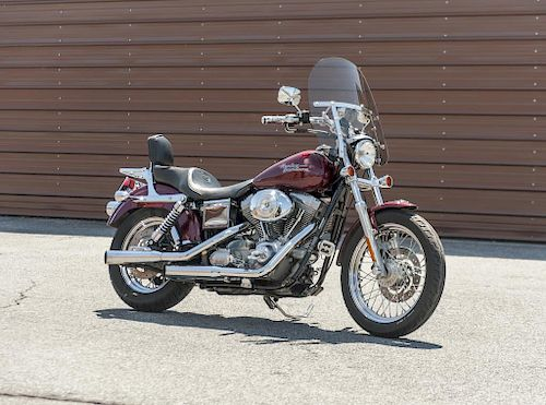 2002 Harley Davidson Dyna Super Glide FXD