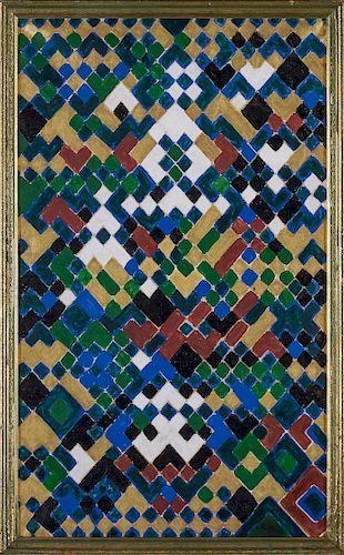Bradley Walker Tomlin (American, 1899-1953) Abstract Painting