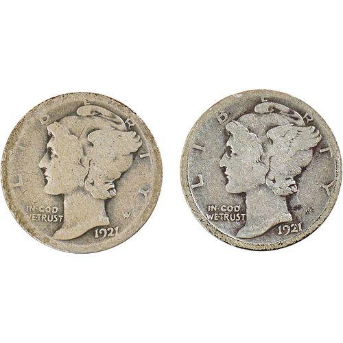 U.S. 10C COINS