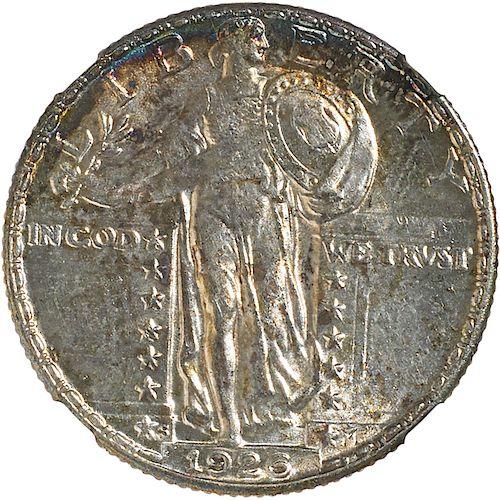 U.S. 1926-S STANDING LIBERTY 25C COIN